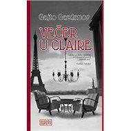 Večer u Claire - Kniha