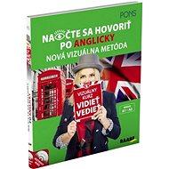 Naočte sa hovoriť po anglicky + CD: Nová vizuálna metóda - Kniha