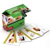 Naočte sa slovíčka po anglicky Krabička na slovíčka: Jedlo a nápoje - Kniha