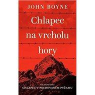Chlapec na vrcholu hory - Kniha