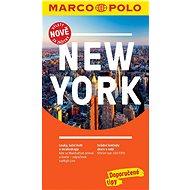 New York: Průvodce s cestovním atlasem a přiloženou mapou - Kniha