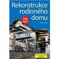 Rekonstrukce rodinného domu - Kniha