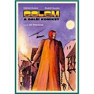 Golem a další komiksy - Kniha