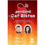 Slovíčkareň Cat Riston: Dobrodružný príbeh v nemčine pre super-rýchly rozvoj slovnej zásoby - Kniha
