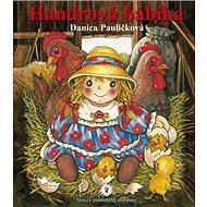 Handrová bábika - Kniha