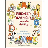 Riekanky básničky pre naše detičky - Kniha