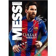 Messi: s plakátem - Kniha