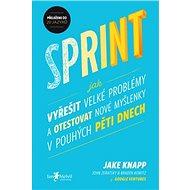 Sprint: Jak vyřešit velké problémy a otestovat nové myšlenky v pouhých pěti dnech