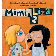 Mimi a Líza 2 - Kniha