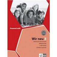 Wir neu 3 Pracovní sešit: (A2.2) - Kniha