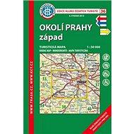 KČT 36 Okolí Prahy západ - Kniha