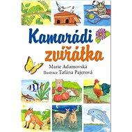 Kamarádi zvířátka - Kniha