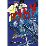 Ryby Útok z hlubin - Kniha