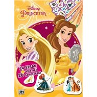 Princezna cvičebnice - Kniha
