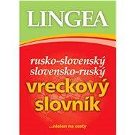 Rusko-slovenský slovensko-ruský vreckový slovník - Kniha
