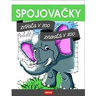 Spojovačky Zvířata v ZOO - Kniha