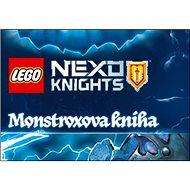 LEGO® NEXO KNIGHTS Monstroxova kniha - Kniha