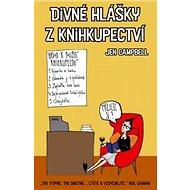 Divné hlášky z knihkupectví - Kniha