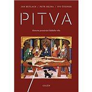 Pitva: Historie poznávání lidského těla - Kniha