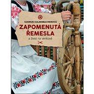 Zapomenutá řemesla: A život na venkově - Kniha