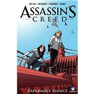 Assassin´s Creed Zapadající slunce - Kniha