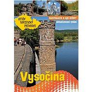 Vysočina Ottův turistický průvodce - Kniha