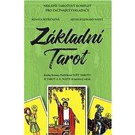 Základní Tarot: Nejlepší Tarotový komplet pro začínající vykladače, 78 karet - Kniha