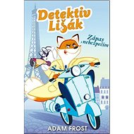 Detektiv Lišák: Zápas s nebezpečím - Kniha