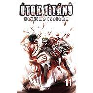 Útok titánů 11 - Kniha