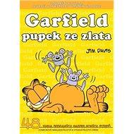 Garfield Pupek ze zlata: číslo 48 - Kniha