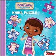 Doktorka Plyšáková Kniha puzzle 30 dílků - Kniha