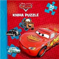 Auta Kniha puzzle 30 dílků - Kniha
