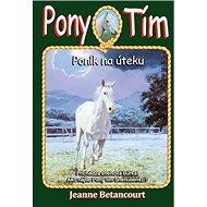 Pony tím Poník na úteku: Prichádza snehová búrka! Ako nájde Pony tím Snehulienku? - Kniha