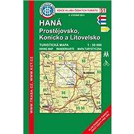 KČT 51 Haná, Prostějovsko - Kniha
