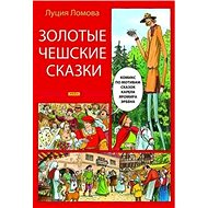 Zlaté české pohádky - rusky - Kniha