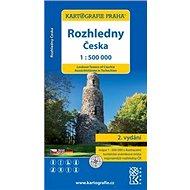 Rozhledny Česka 1:500000 - Kniha
