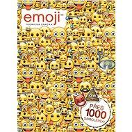 Emoji oficiální kniha samolepek - Kniha