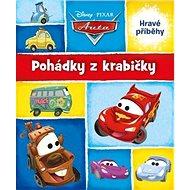 Auta Pohádky z krabičky - Kniha