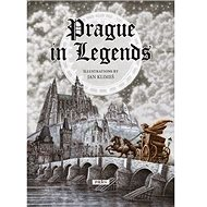 Prague in Legends - Kniha