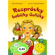 Rozprávky babičky Guličky - Kniha