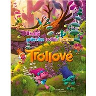 Trollové Úžasný průvodce trollím životem - Kniha