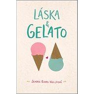 Láska & gelato - Kniha