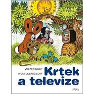 Krtek a televize - Kniha