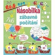Násobilka zábavné počítání - Kniha