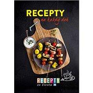 Recepty zo života 35 Recepty na každý deň - Kniha