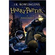 Harry Potter a Kámen mudrců - Kniha