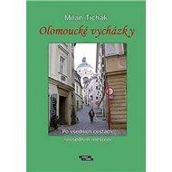 Olomoucké vycházky: Po všedních cestách nevšedním městem - Kniha