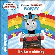 Učíme se s Tomášem Barvy: Kniha s okénky