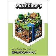 Minecraft Průvodce světem průzkumníka - Kniha