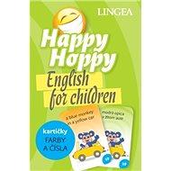 Happy Hoppy kartičky Farby a čísla: English for children - Kniha